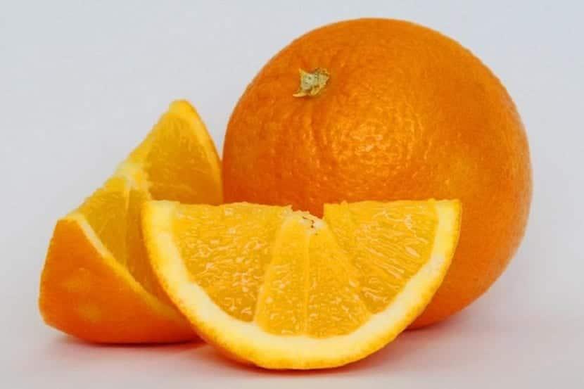 dibujar una naranja de forma fácil y rápida