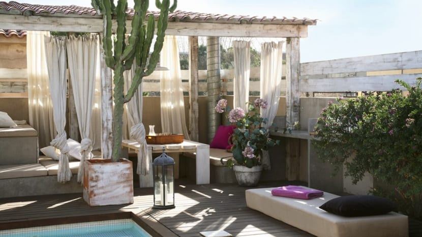 Ideas para decorar tu terraza o jard n al estilo chill out for Decoracion jardin chill out