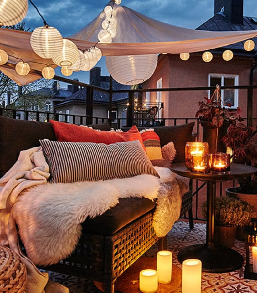 tener intimidad es fundamental en nuestra terraza