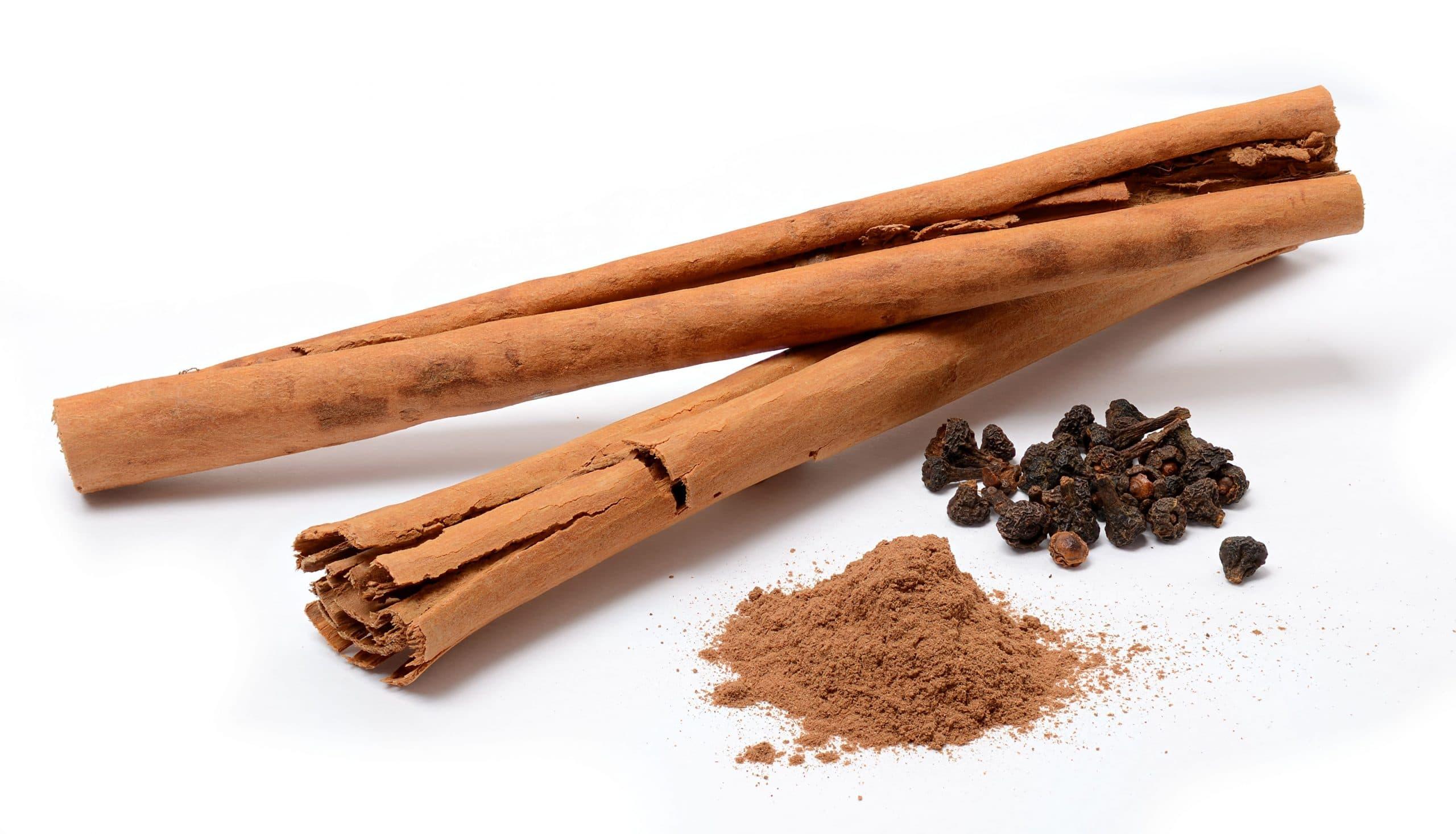 Cinnamonum verum, el nombre científico de la canela