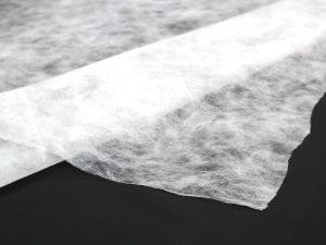 Detalle de la tela antiheladas