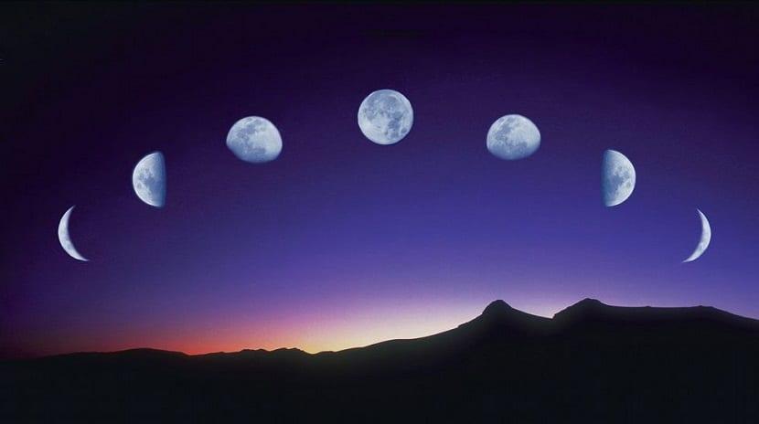como influye la luna en el sector agricola