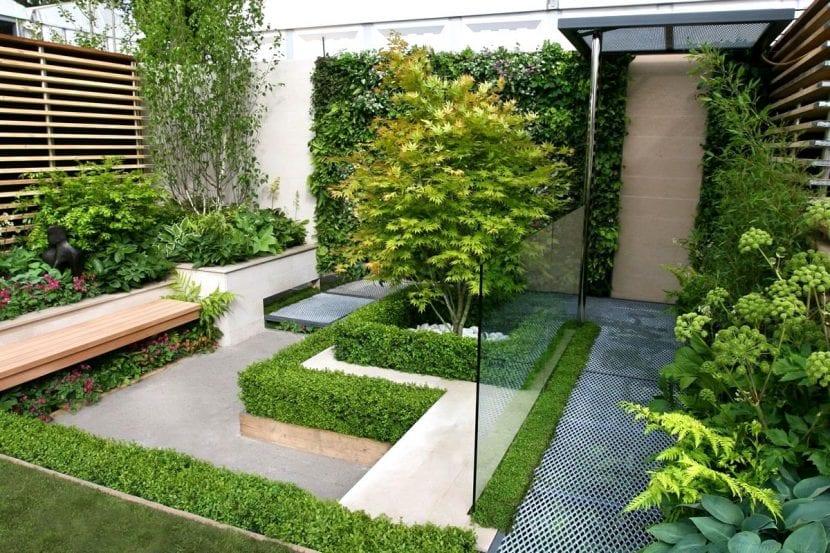 Ideas para tener un jard n minimalista for Jardines minimalistas