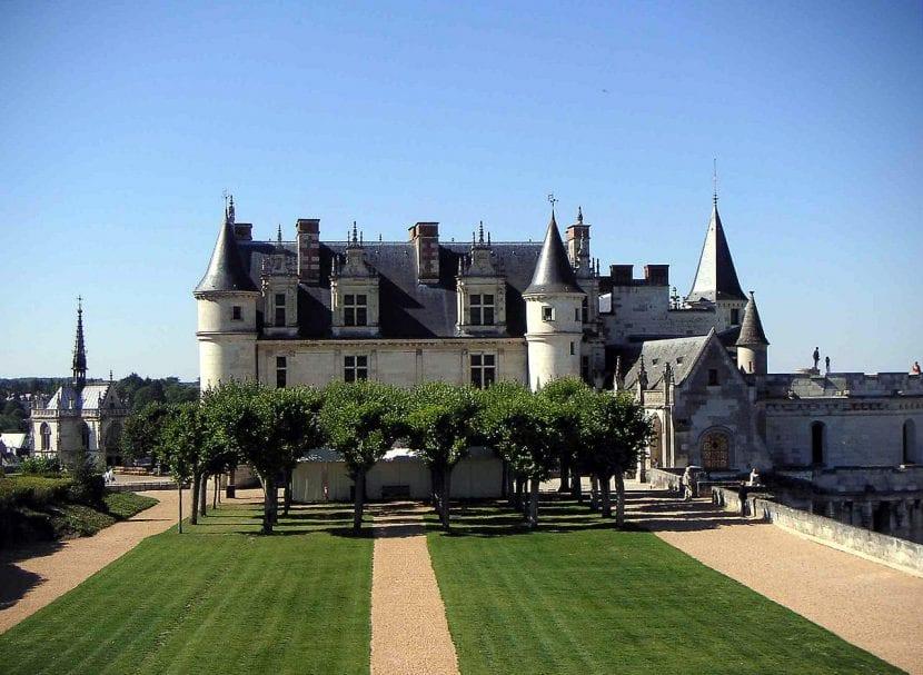 Jardines de la Chateau d'Amboise