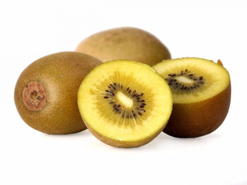 Kiwi amarillo