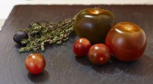 propiedades del tomate Kumato