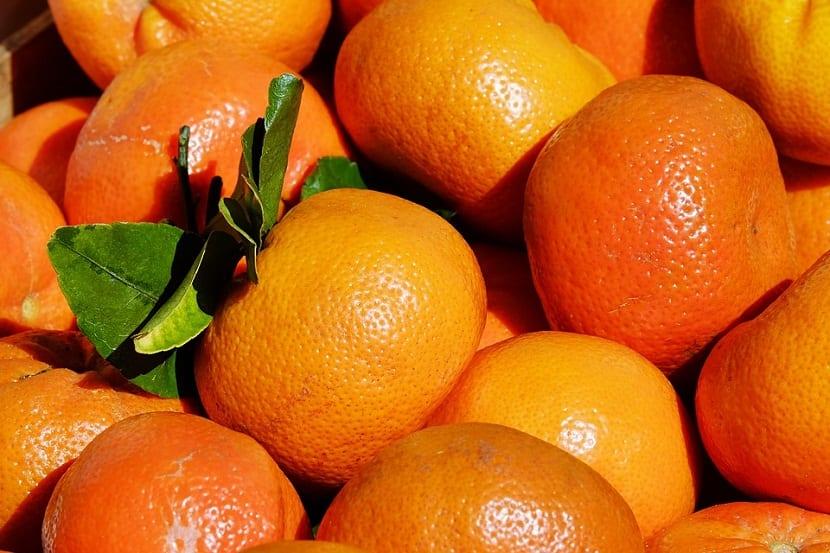 Existe una gran variedad de clementinas