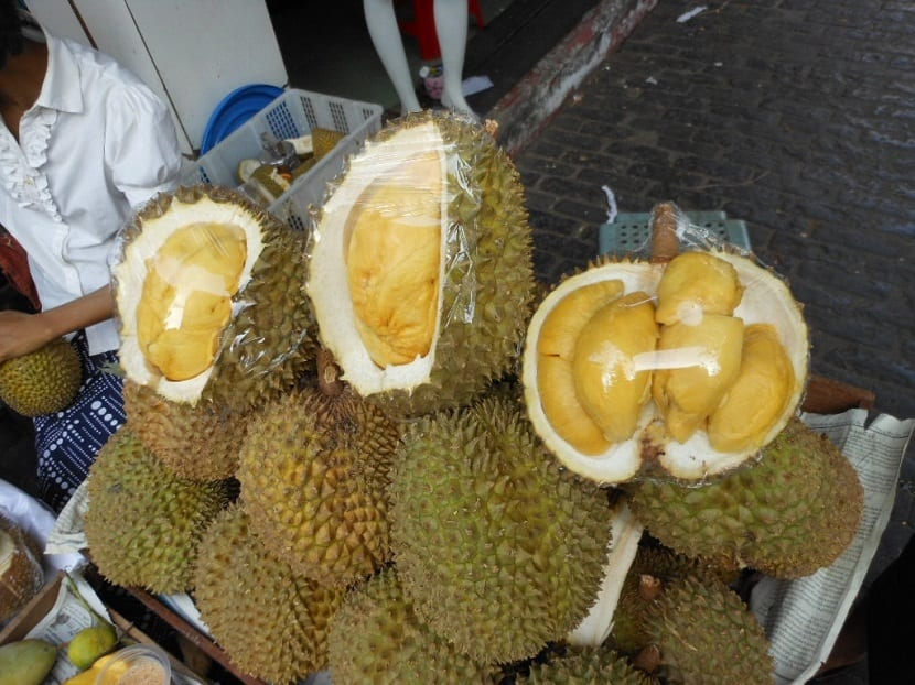 Usos del Durian