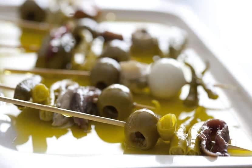 degustacion de pìparras