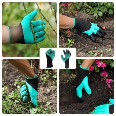 Guantes de jardín, indispensables para todo jardinero o aficionado
