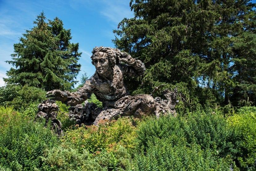 Imagen del Jardín Botánico de Chicago