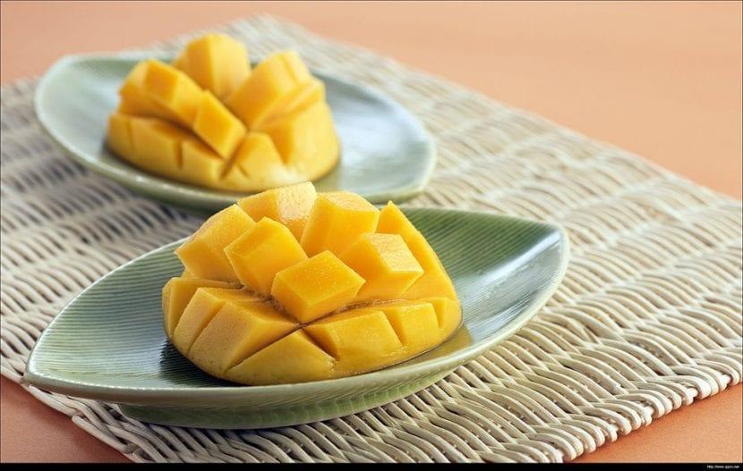 El mango es una fruta deliciosa