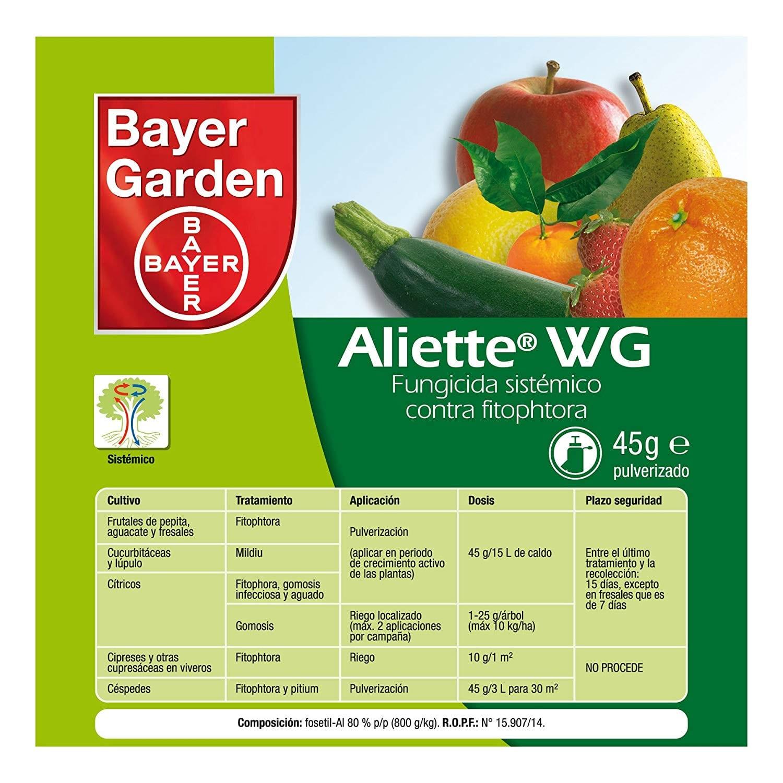 Fungicida Aliette