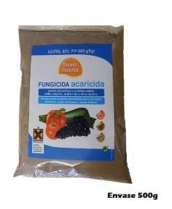Fungicida acaricida para plantas de acción preventiva