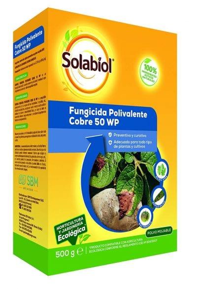Los fungicidas son productos contra hongos