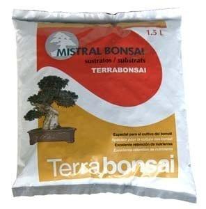 Sustrato para bonsáis de Terrabonsai