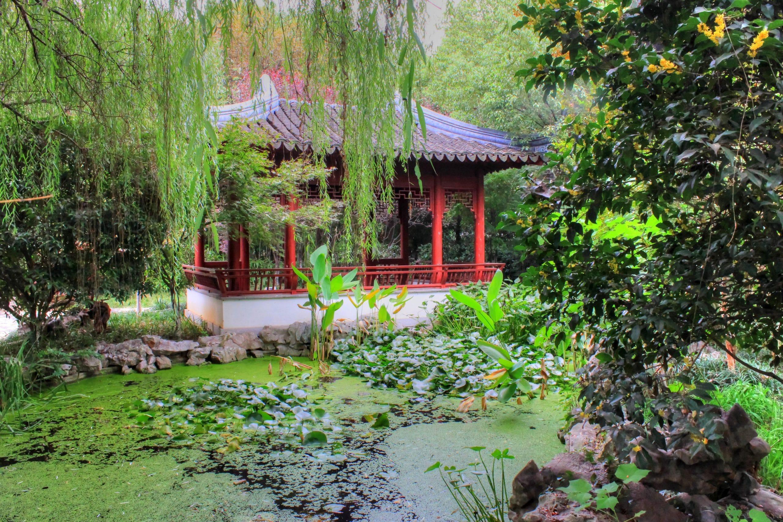 Los jardines son lugares donde poder disfrutar de la naturaleza