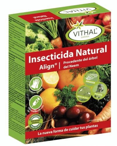 El aceite de neem es un buen insecticida natural