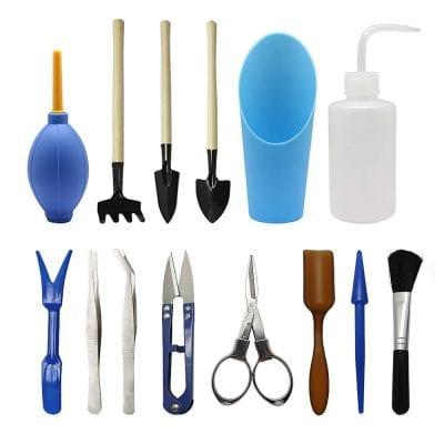 Kit de herramientas de trasplante