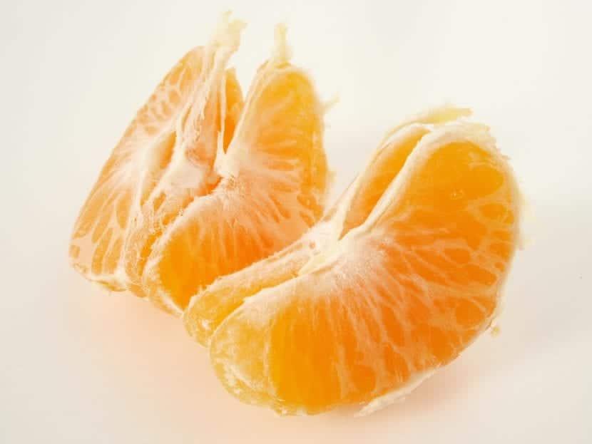 La satsuma es parecida a la mandarina