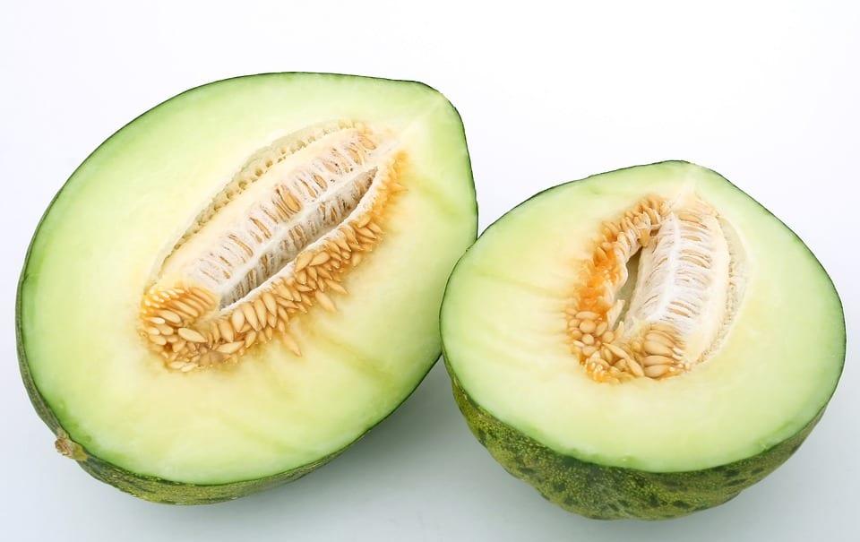 El melón piel de sapo es dulce