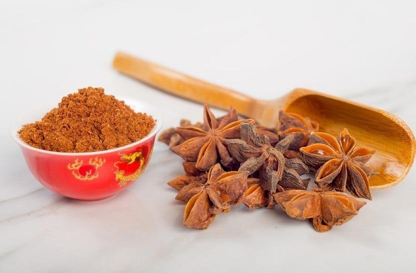 propiedades medicinales del anis estrellado