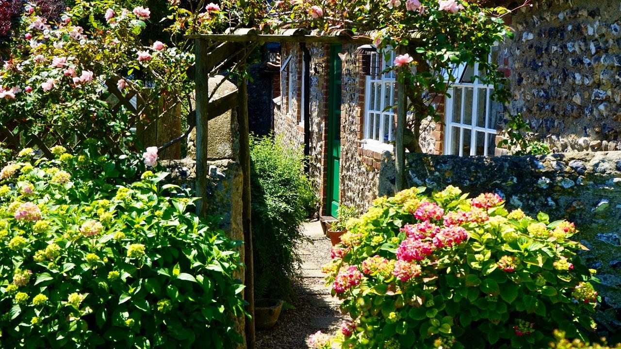 El seguro del hogar puede cubrir el jardín