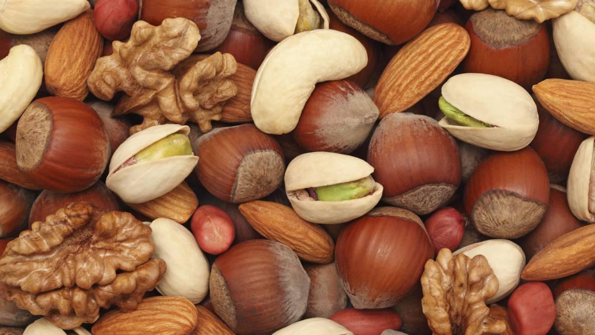 Tipos de frutos secos