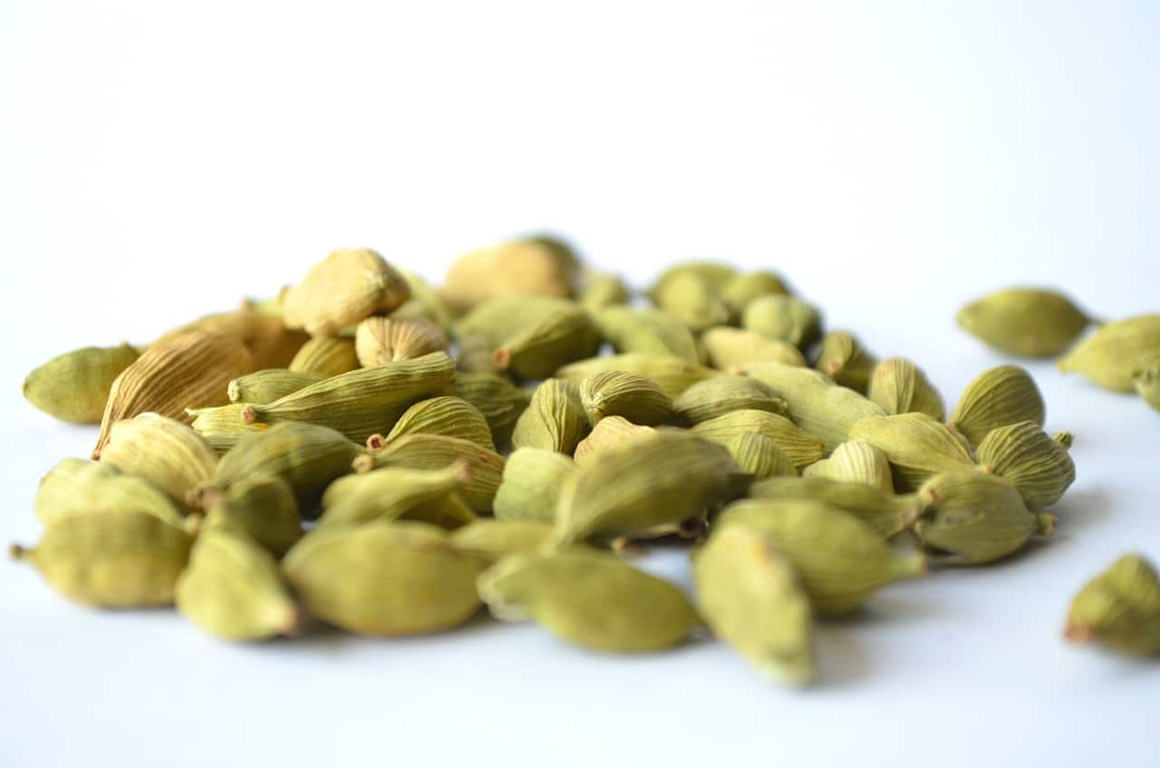 El cardamomo es una planta que se utiliza como ornamental y culinaria