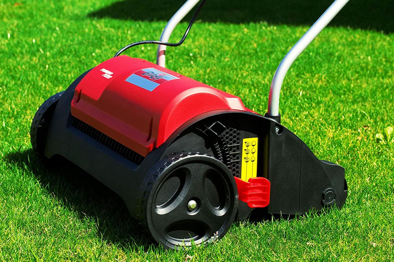 Un escarificador puede ser manual, eléctrico o de gasolina