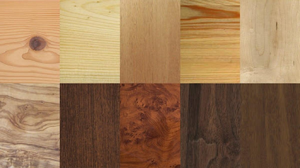 Tipos de madera procesada