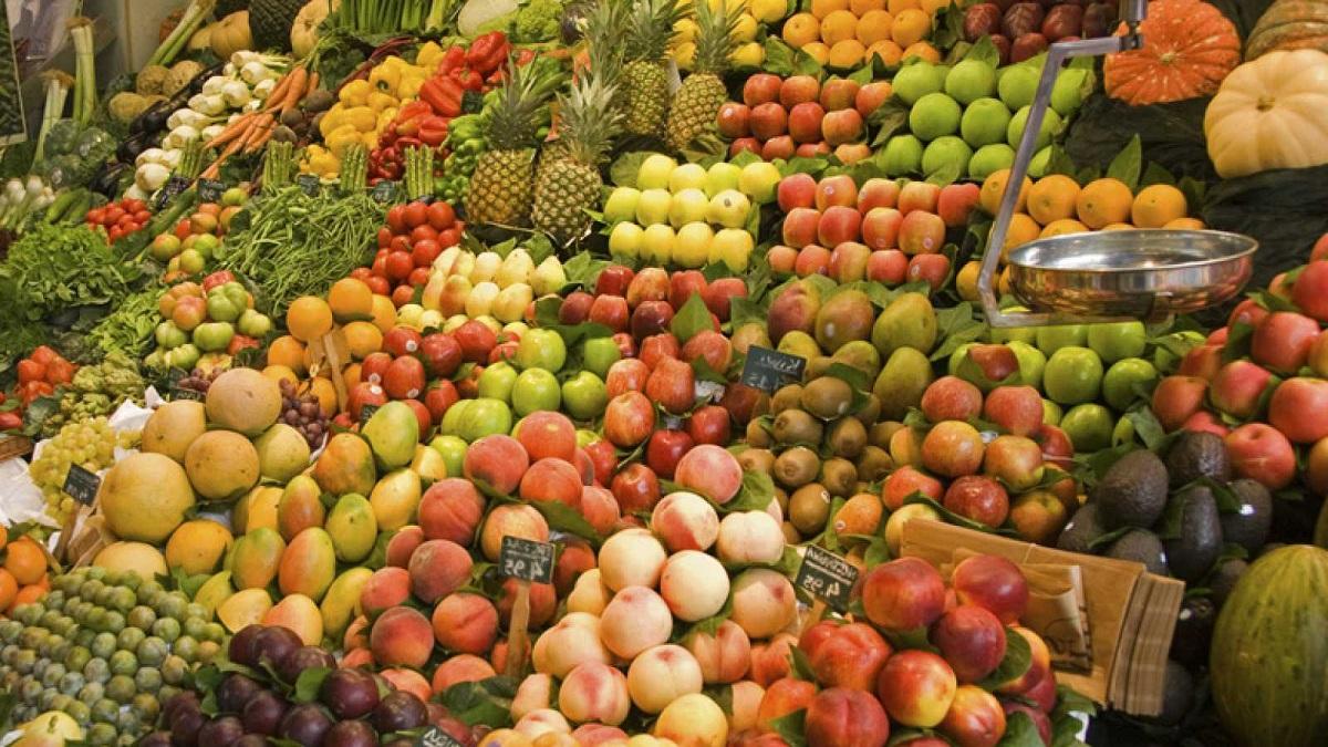 produccion de agricultura de mercado