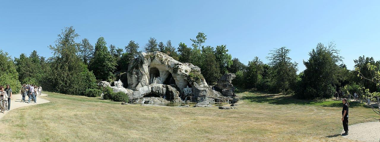 Pequeño bosque de Apolo, de los Jardines de Versalles