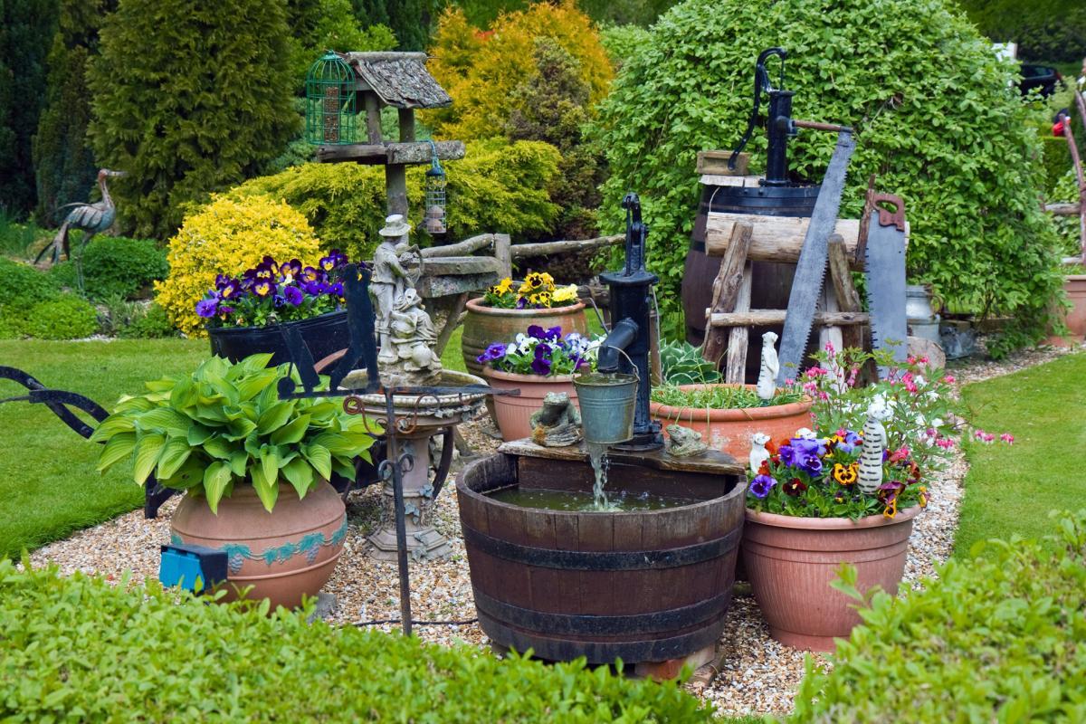 Las plantas de exterior en maceta necesitan cuidados