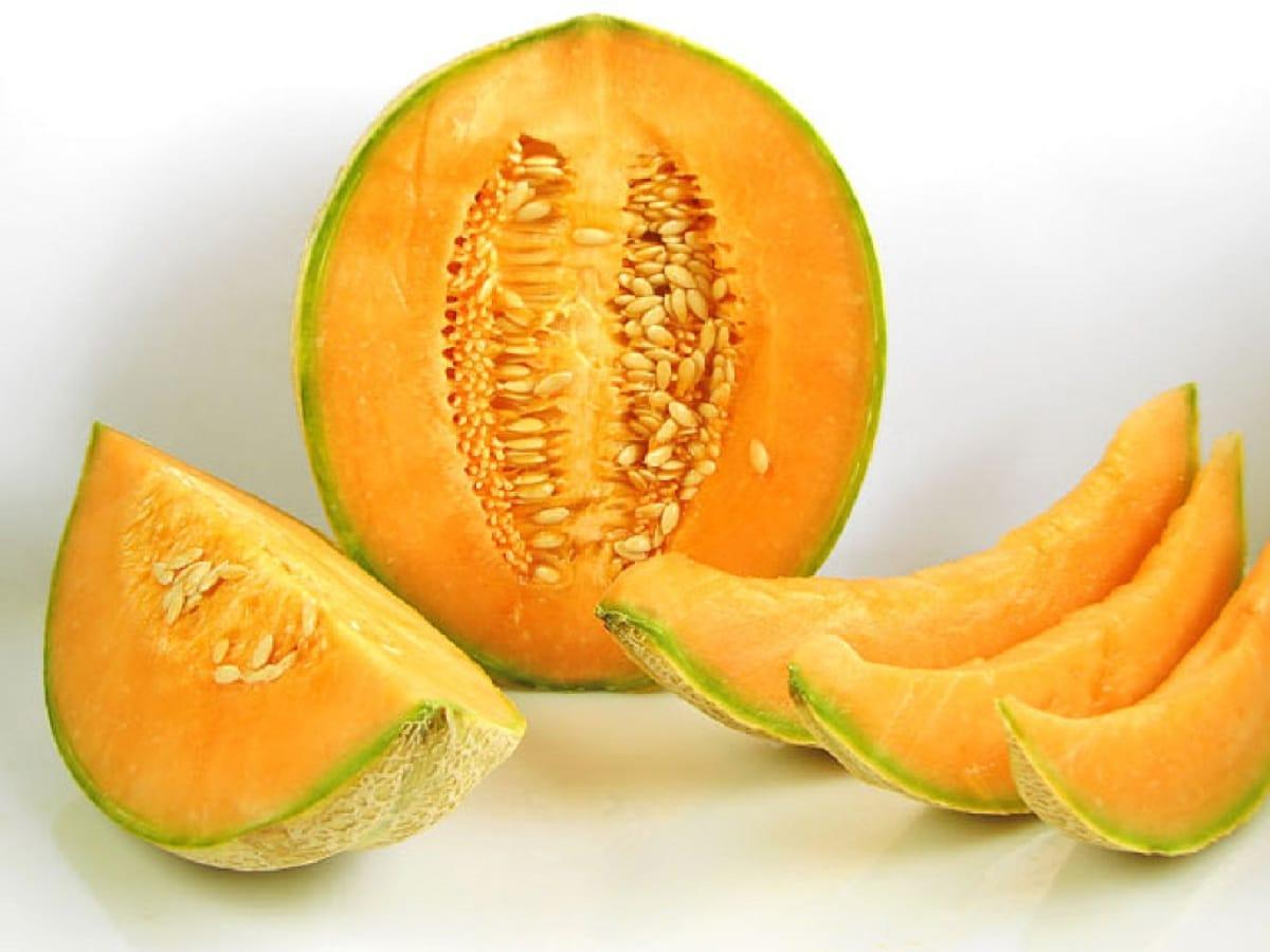 propiedades del melon