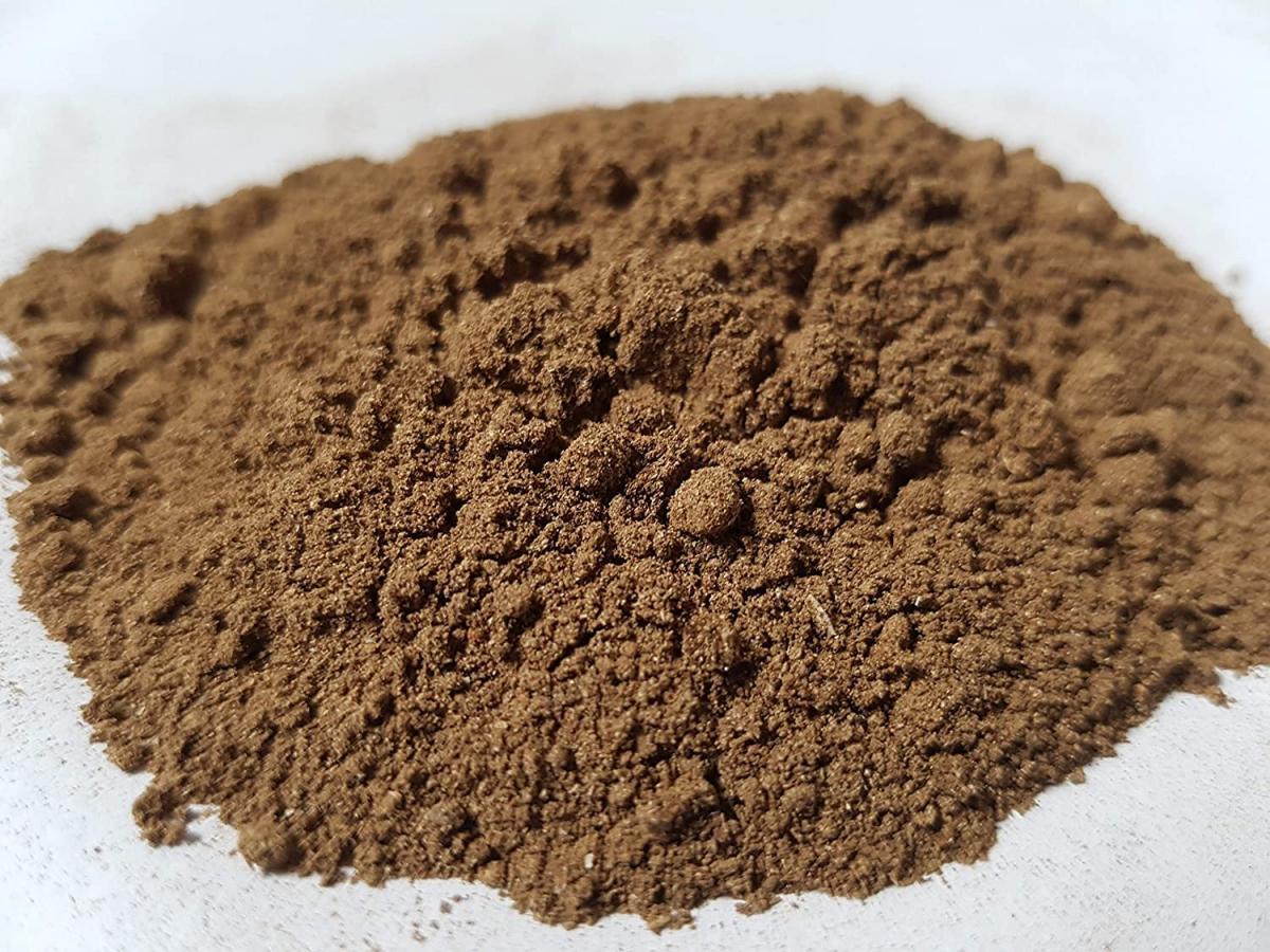 El guano de murciélago es rico en nitrógeno