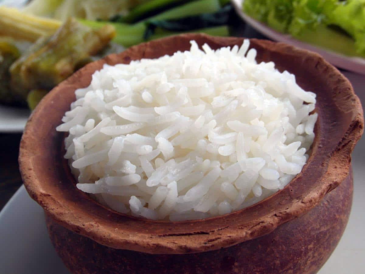 El arroz es un alimento de primera necesidad