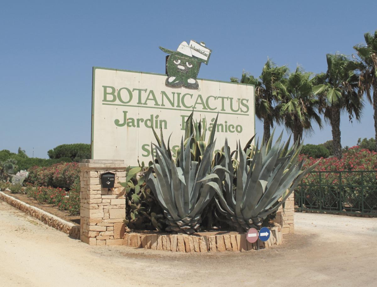 El Botanicactus es un jardín botánico de Mallorca