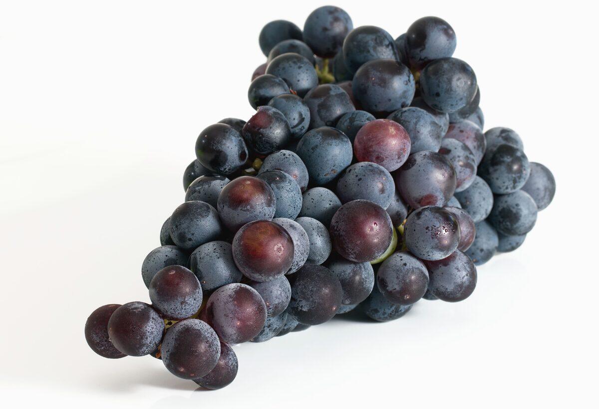Las uvas son bayas simples