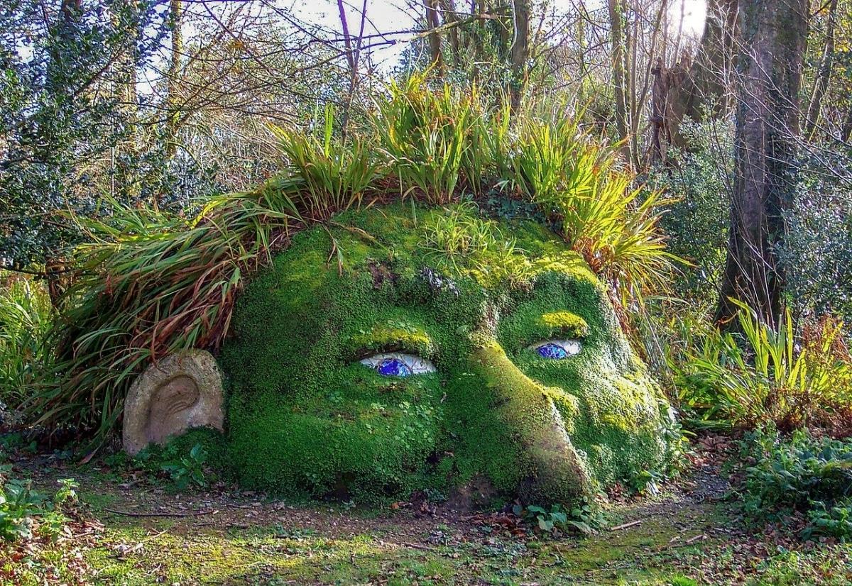Un jardín puede ser una obra de arte