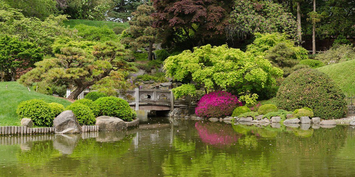 En Brooklyn hay unos de los jardines más bonitos
