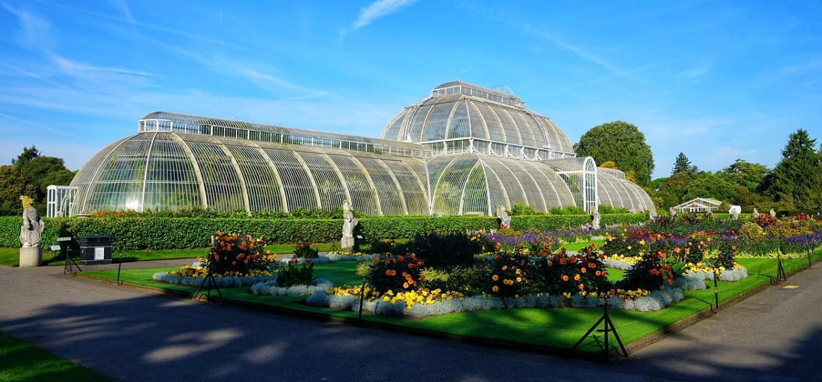 Los jardines de Kew son unos de los más grandes del mundo