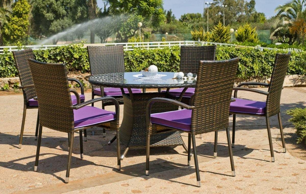 las mejores mesas de jardin