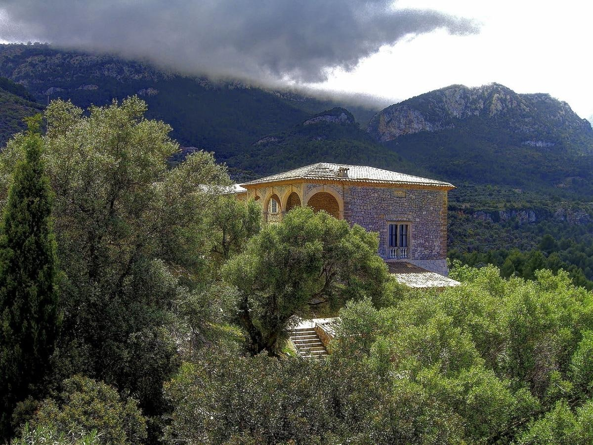 Los jardines de Son Marroig están en Mallorca