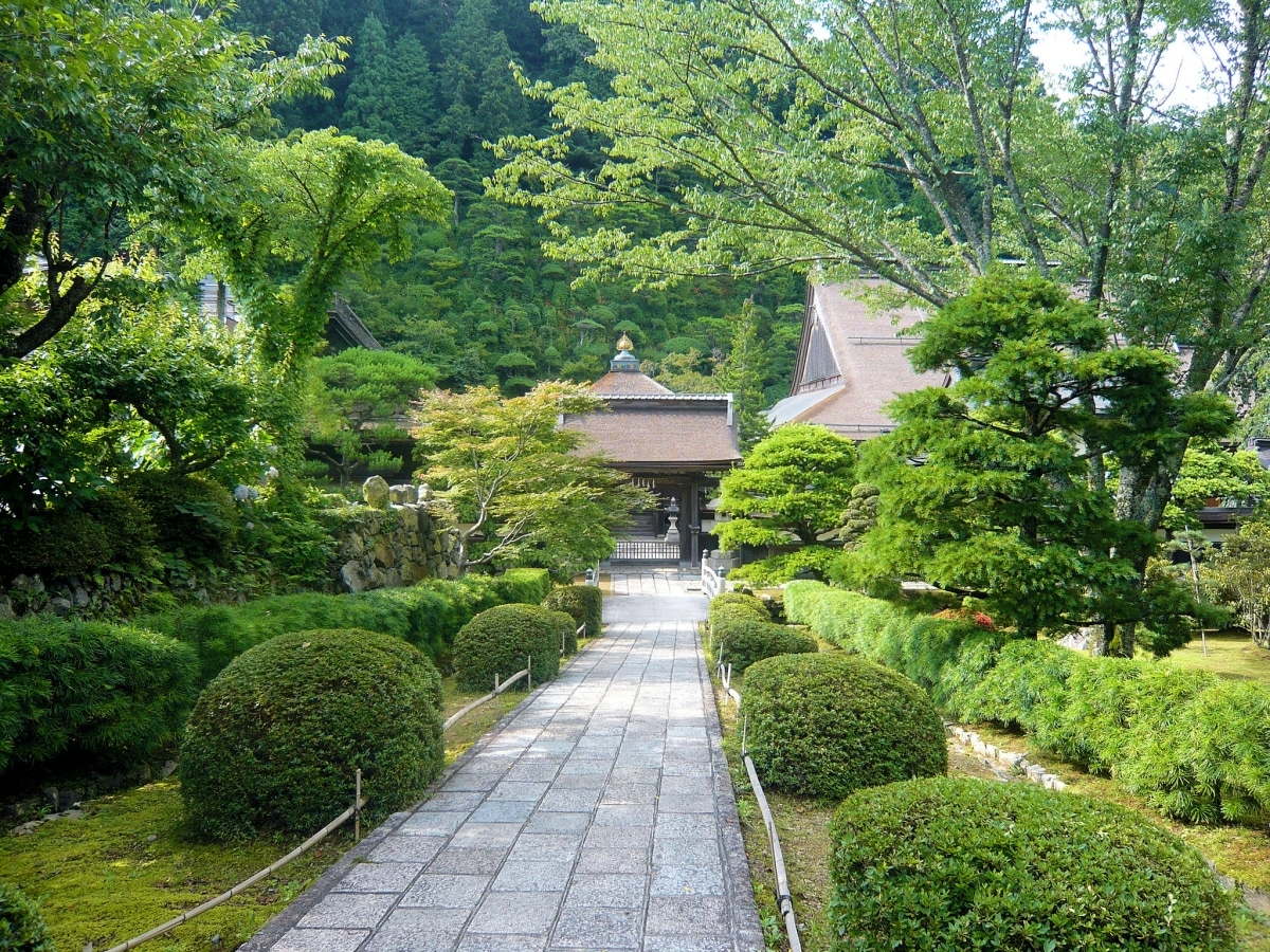 Es posible tener un jardín japonés pequeño