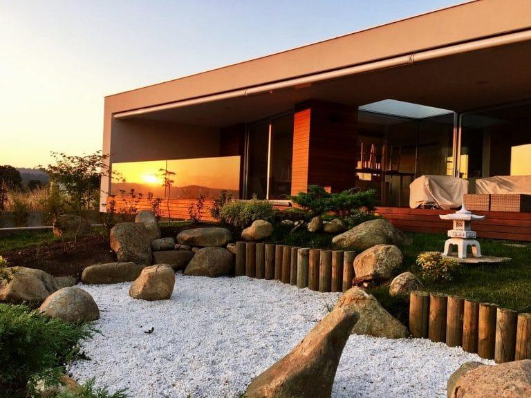 caracteristicas del jardin japones de madrid