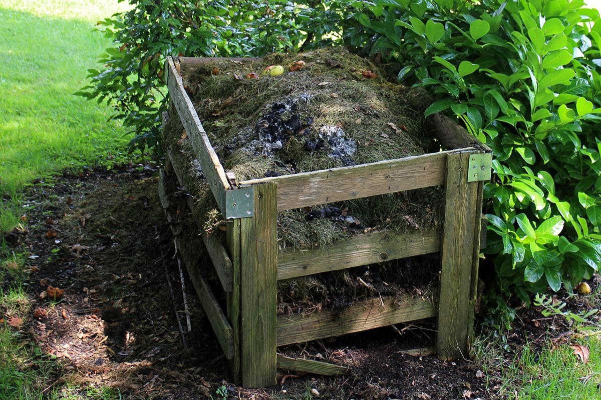 Muchas personas optan por fertilizantes ecológicos para abonar el huerto