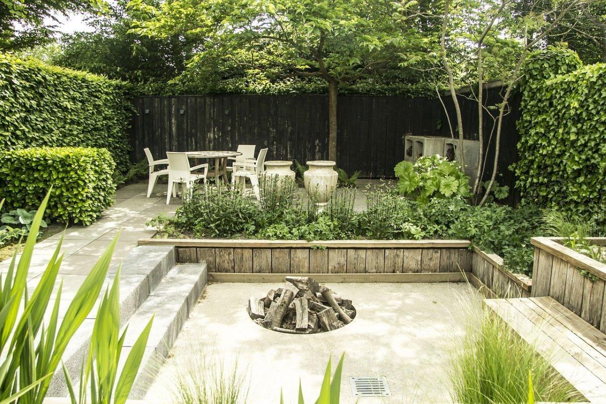 En una terraza puedes tener un jardín urbano