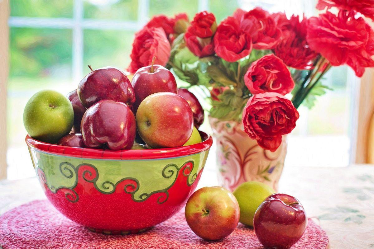¿Cuántas variedades de manzanas hay?