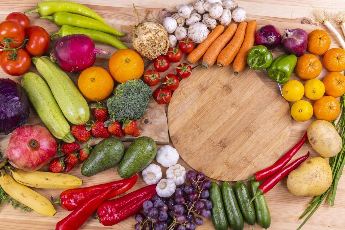Hay muchos tipos de hortalizas